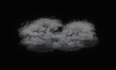 The Cloud, 2015. © Alfredo Jaar